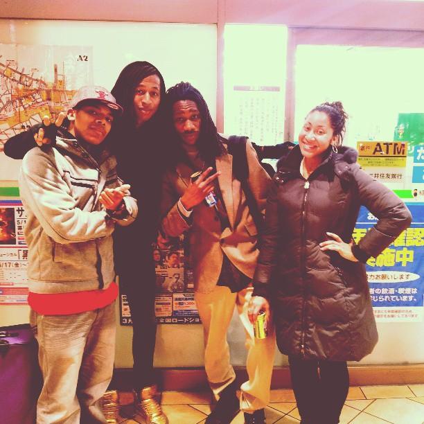 Sonny_B + nayokenza + Cooper + Alpha Woman